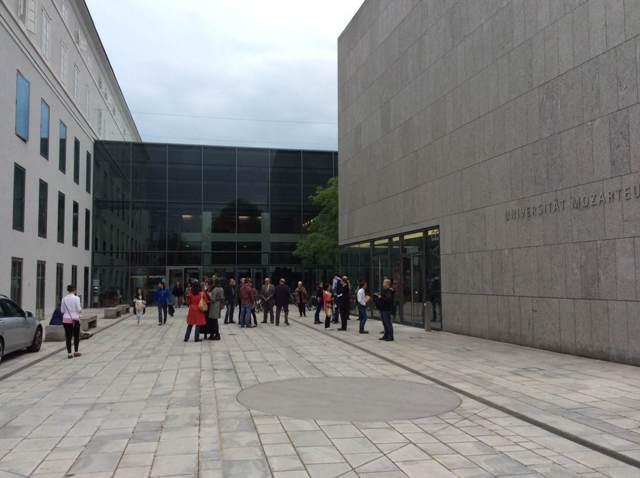 University Mozarteum Salzburg